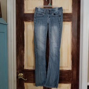 Mudd Distressed Jeans Size 0